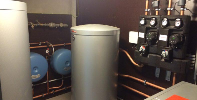 Renovatie woning verwarming warmtepomp