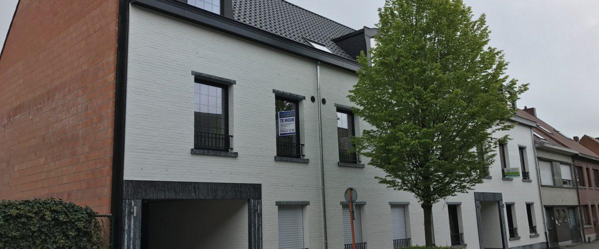 geothermische warmtepomp gemeenschappelijke installatie appartement
