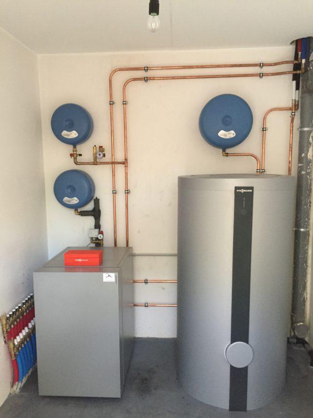 warmtepomp renovatie verwarming sanitair warm water