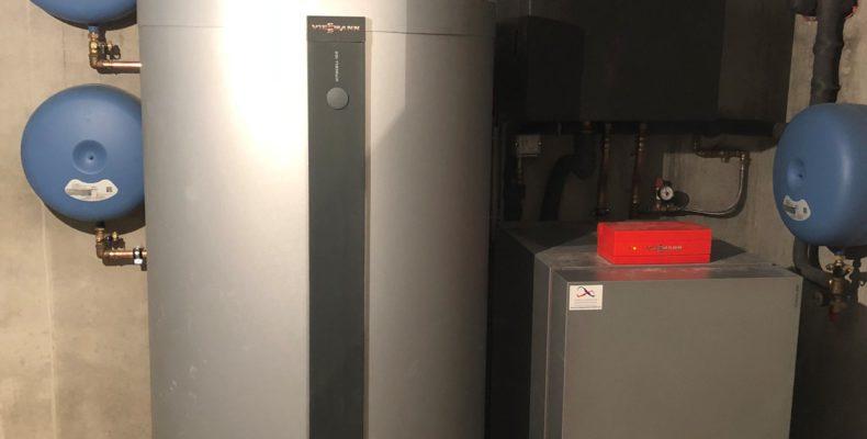 Renoveren verwarming warmtepomp