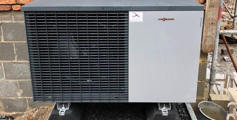 lucht-water viessmann vitocal 200-S