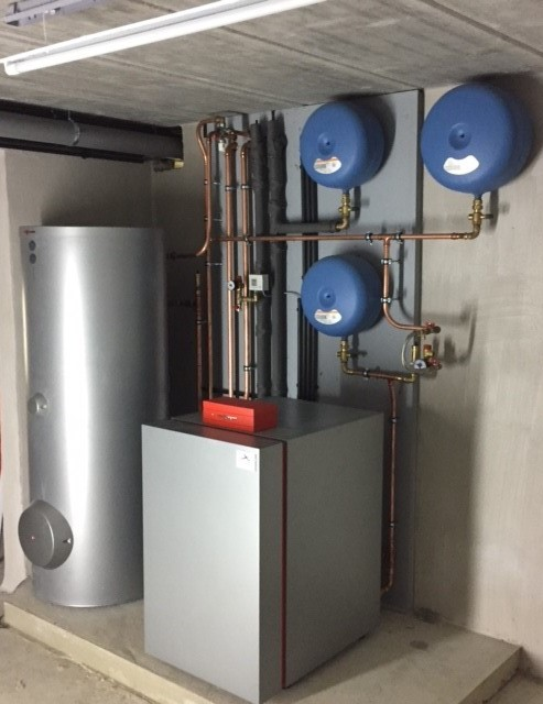 Renovatie warmtepomp