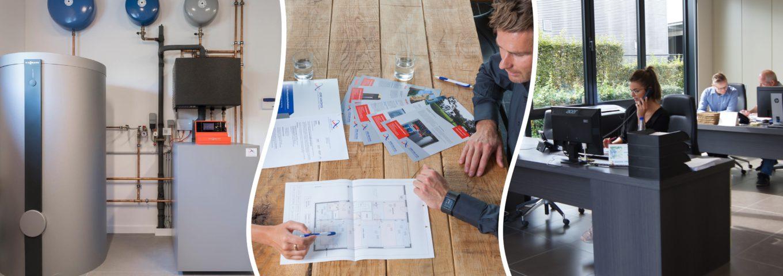 financieel en HR medewerken joris van dijck