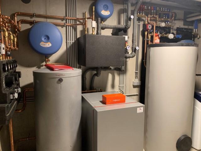 warmtepomp installatie joris van dijck